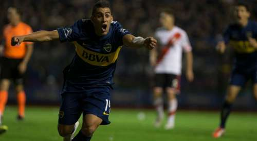 Boca destrozó a River