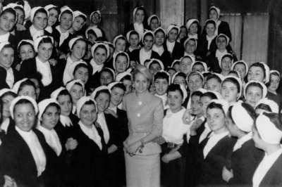 """Proyectarán el documental """"Las enfermeras de Evita""""."""
