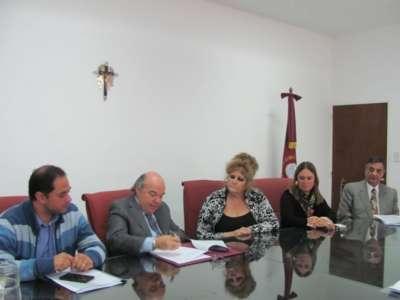 Convenio entre el Consejo de la Magistratura y el Colegio de Psicólogos.