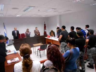 Tartagal: Condenados por la muerte de José Cazuriaga.