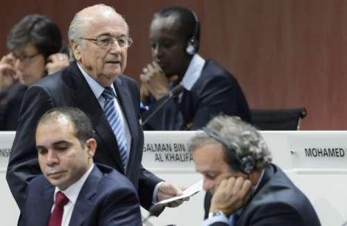 Elecciones de la FIFA: Blatter o Hussein