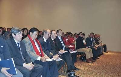 Se realizó en Salta el Encuentro Nacional de Seguridad para la Aeronavegación.