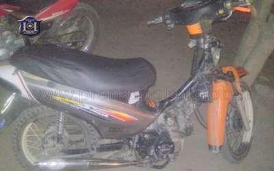 Seguridad vial secuestra motocicletas que corren picadas.