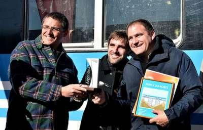 El Tren a las Nubes recibió la distinción Marca País Argentina.
