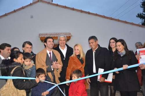 """""""El acceso a la vivienda propia contribuye a unir la familia"""", afirmó Zottos"""