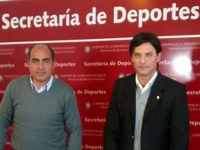 Convenio de ayuda económica para las ligas de fútbol del interior.