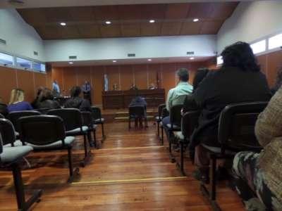 Segunda jornada del juicio por la muerte de Sabrina Berton.