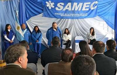 El Samec celebró 28 años al servicio de la comunidad.