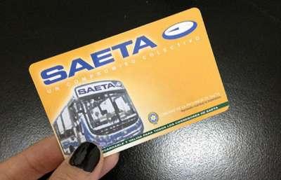 Se renovaron más de mil tarjetas para personas con discapacidad en Saeta.