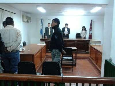 Condenado a 21 años por abusar de su hija menor de edad.