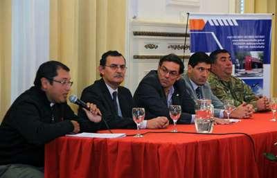 El Ministerio de Seguridad presentó el operativo Nodos de Seguridad y Atención a Peregrinos