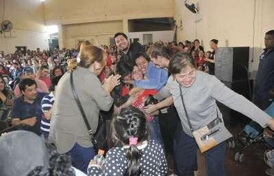 El IPV sorteó 90 viviendas en Hipólito Yrigoyen.