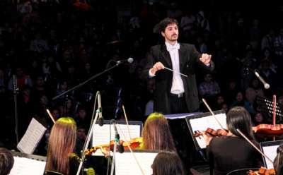"""La Orquesta Juvenil Mozart pondrá en escena a la ópera """"Bastián y Bastiana""""."""