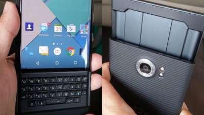 Se conocen imágenes del primer teléfono BlackBerry con Android.