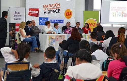 El evento deportivo se realizará el próximo 11 de octubre en el Complejo Teleférico del parque San Martín.