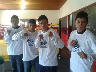 Salta ya tiene su equipo de boxeo para los Juegos Nacionales Evita.