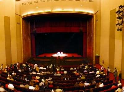 """La """"Generación Musical del Paseo"""" le canta al Milagro en el Teatro Provincial."""