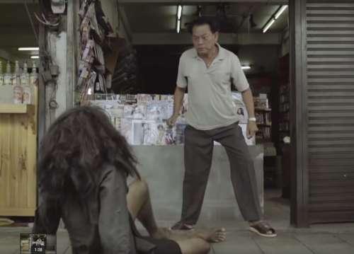 El video viral del vagabundo que te dejará sin palabras.