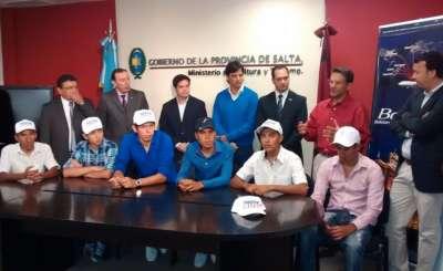 Salta tendrá un equipo en la etapa argentina del Tour de France.