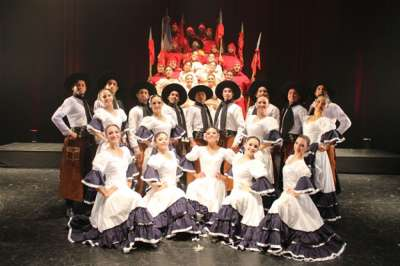 El Ballet Folklórico de la Provincia de Salta vuelve a escena.