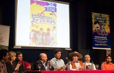 Entre el 8 y 11 de octubre se realizará el festival Morillo Canta por los Niños.