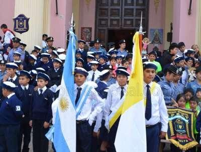 Cuerpos Infantiles de Policía celebran las Bodas de Plata.