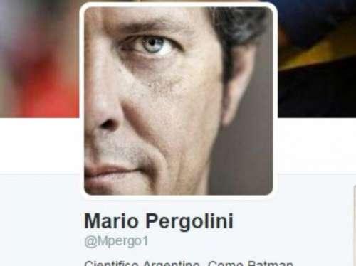 Pergolini llegó a Twitter y prometió una foto hot cuando llegue al millón