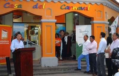 Rosario de Lerma tiene ahora una renovada oficina de información turística.