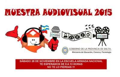 Muestra Audiovisual 2015.