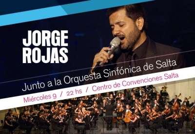 Jorge Rojas y la Sinfónica de Salta preparan la espectacular apertura de La Cultura No Duerme.