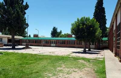 Avanzan las refacciones en las escuelas Pachi Gorriti y República de Colombia en Rosario de la Frontera.