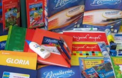 Librería Lerma se sumó al convenio con Defensa del Consumidor por la canasta escolar.