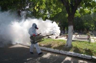 La Municipalidad no ejecuta tareas de fumigación en domicilios particulares.