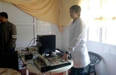 Educación inauguró la décima radio escolar de la Provincia en Aguaray.