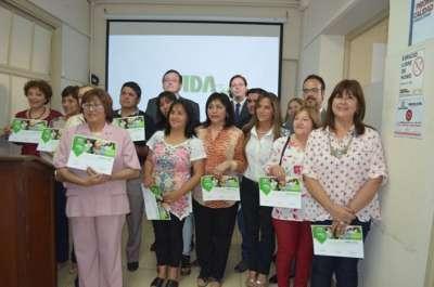 "Programa ""Vida Sana"" del Instituto Provincial de Salud de Salta"