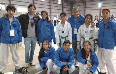 La delegación salteña logra medallas en los Juegos Evita