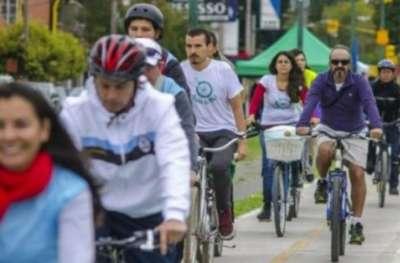 """Con """"Calles Vivas"""" se promoverá el uso de transportes sustentables en la ciudad"""