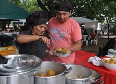 Salteños y turistas disfrutaron de lo mejor de la comida regional