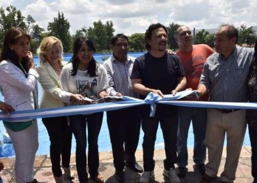 """Sáenz: """"El balneario Xamena es un lugar para compartir en familia"""""""
