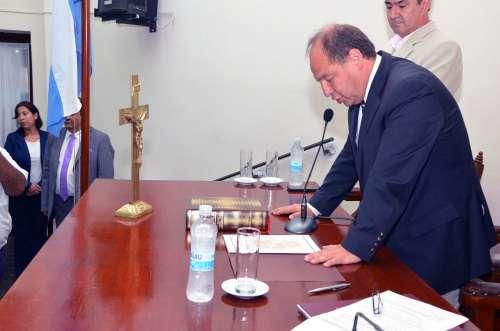 Ricardo Villada, reelecto Presidente: justo reconocimiento de sus pares