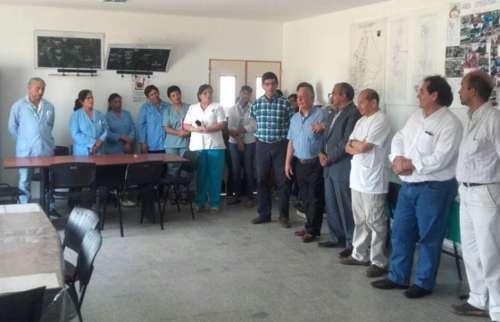 Asumió el nuevo gerente del hospital de El Quebrachal