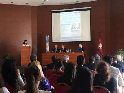 """Jueces rindieron homenaje al escritor Jorge Luis Borges en el encuentro denominado """"Derecho y Literatura"""""""