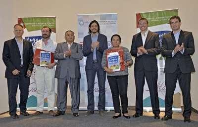 Presentaron a los tres primeros municipios para el programa Lugares Mágicos