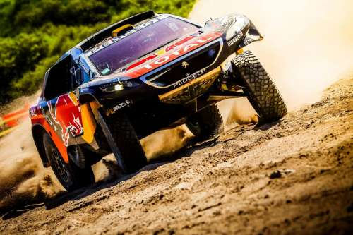 El Rally Dakar en Salta