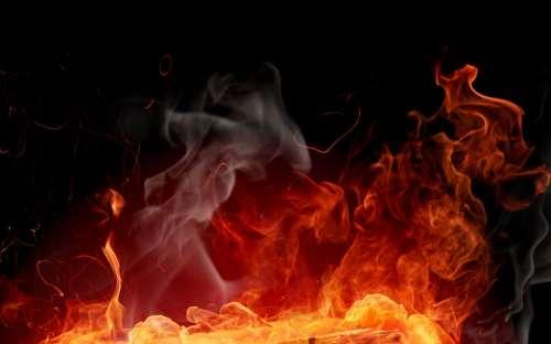 Otra vez la maldita Violencia: le prendió fuego a la novia