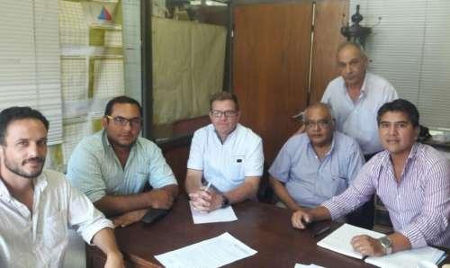 Contra el Dengue: trabajo conjunto entre Gobierno y Municipio