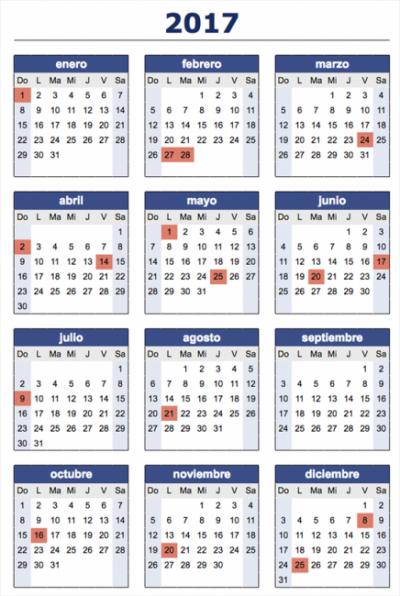 Sorpresa y Media: mirá el Nuevo Calendario de Feriados en Argentina