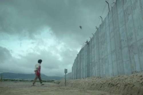 No lo vas a poder creer: El Video que se burla del muro de Donald Trump