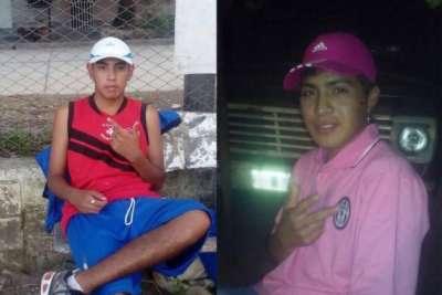 Ojo al piojo: Dos jóvenes motochorros detenidos