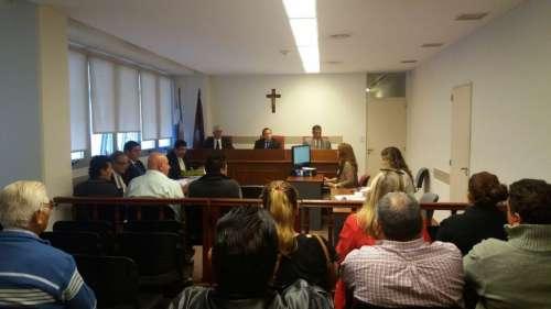 Declararon los primeros testigos en el juicio seguido contra Mazzone